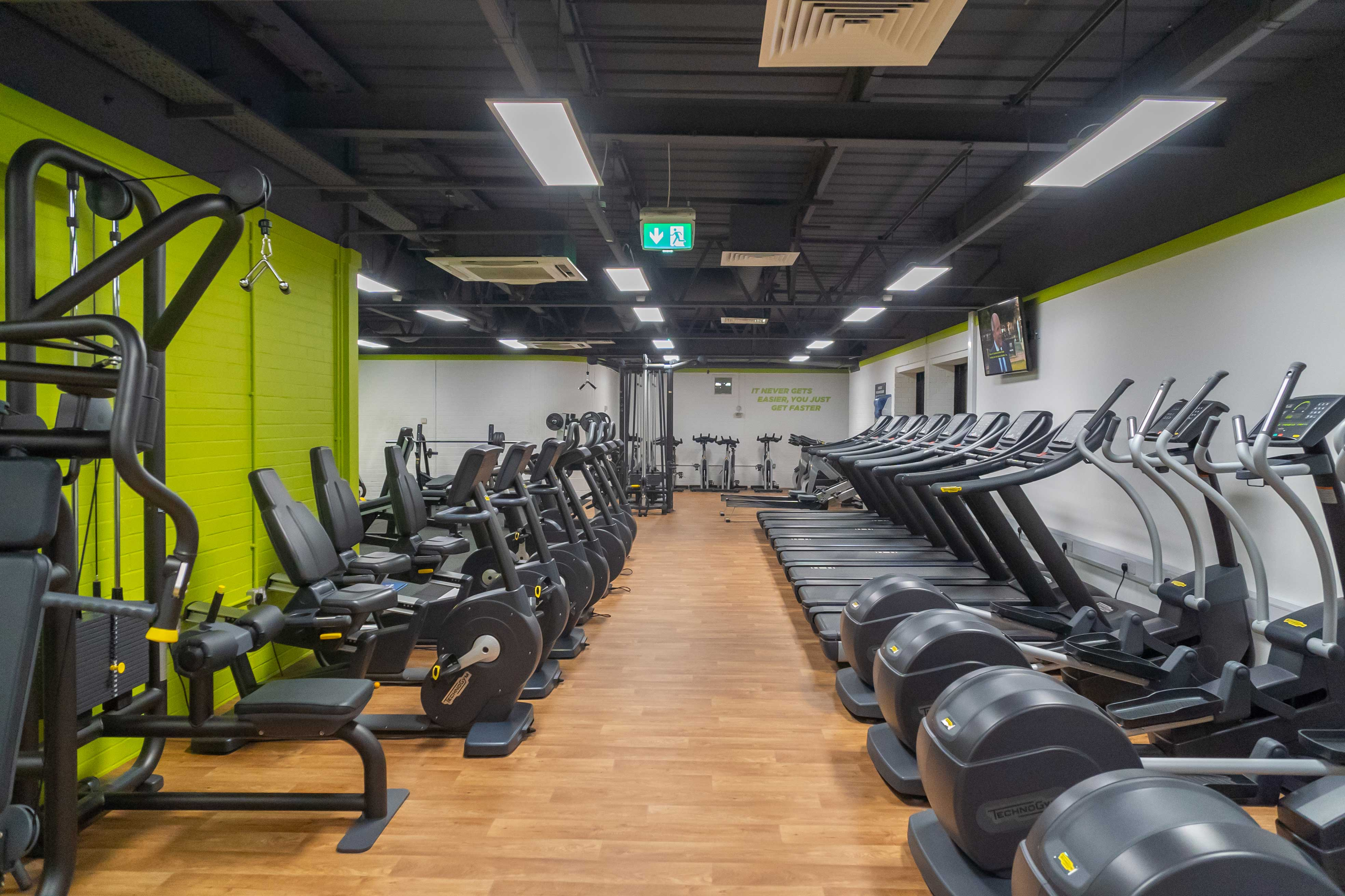 Fitness for Less - Lady Octavia Sports Centre