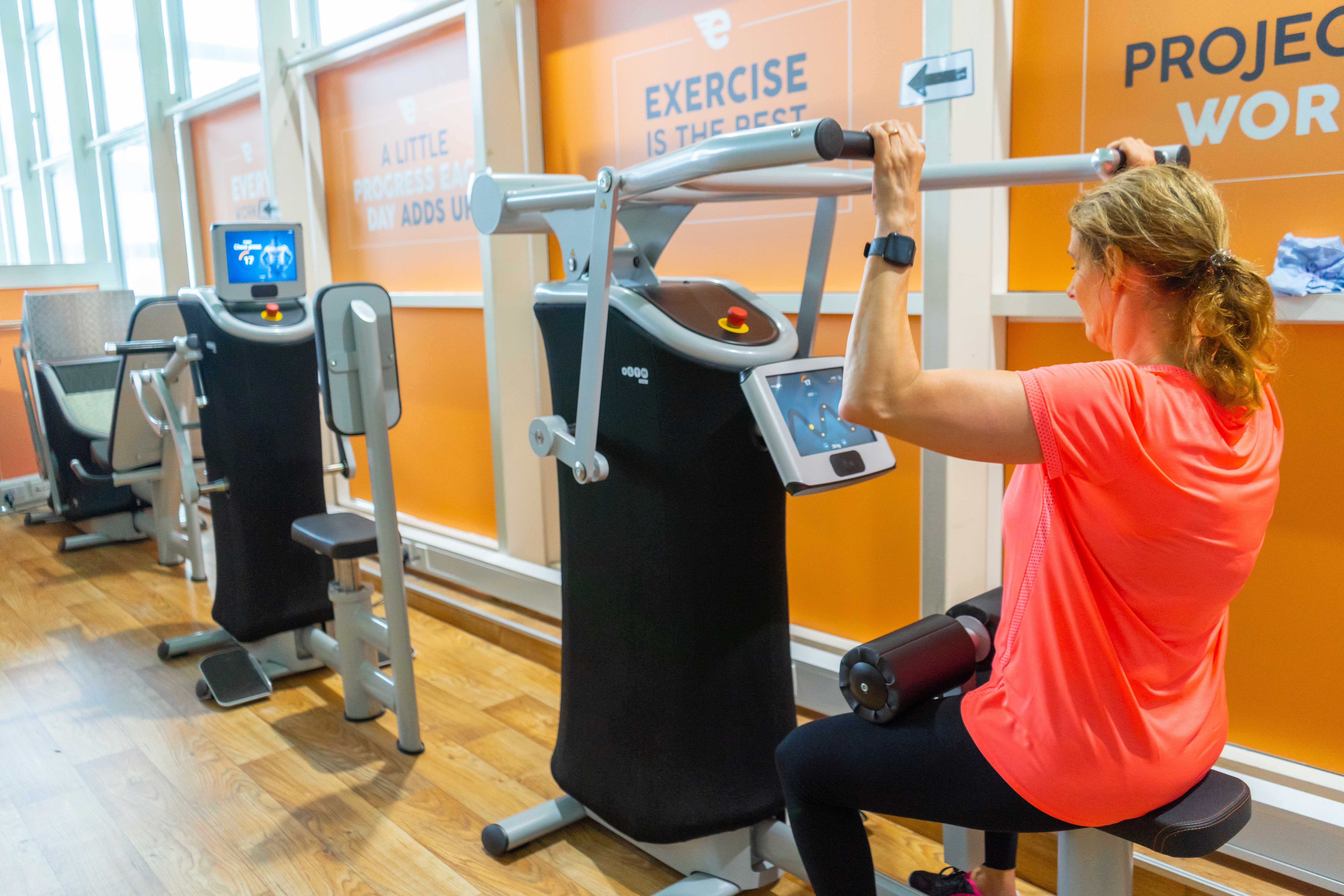 Express Ladies Fitness - Waterfront Leisure Complex 4